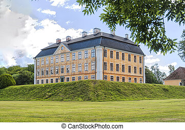 Christinehofs Castle - An image of the majestic Christinehof...
