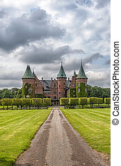 Trolleholm Castle - The historic Trolleholm castle situated...