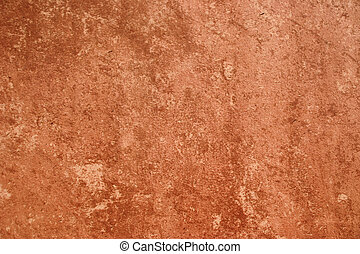 Grunge cement background - Grunge red cement back ground