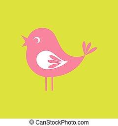 cute birds design