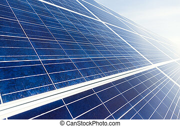 Solar energy power