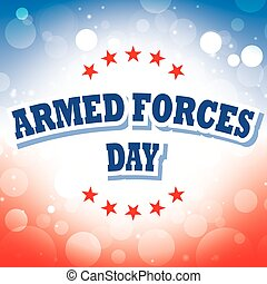 armed forces day banner