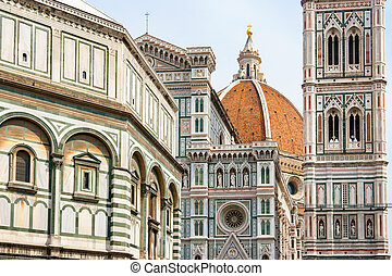 Duomo. Florence, Italy