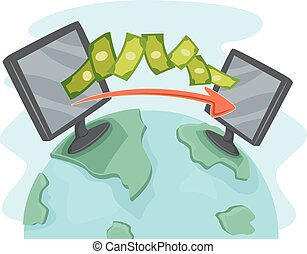 Online Global Money Transfer