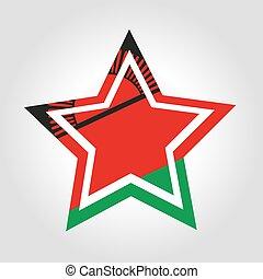 Malawi Star Flag