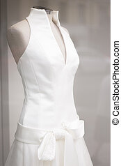 Wedding dress bridal gown in store - Wedding white dress...