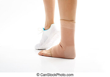 Compression stabilizer ankle - Orthopaedic stabilizer ankle,...