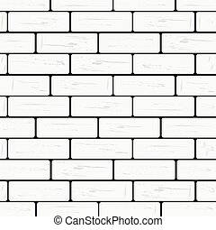 brick wall white illustration - brick wall construction...