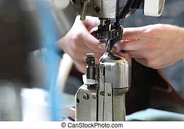 Jobs shoemaker, artist craftsman - shoemaker, hand made...