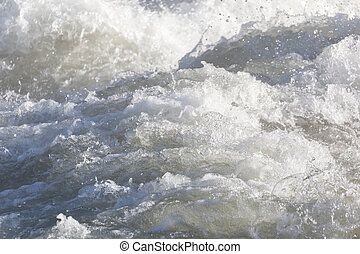 white water texture for background