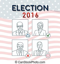 USA elections candidates - March 09, 2016 USA elections...