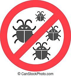 Virus bugs illustration - Virus bugs. Virus bugs...