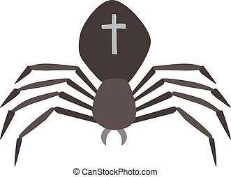 Spider illustration Black Widow - Spider illustration Black...