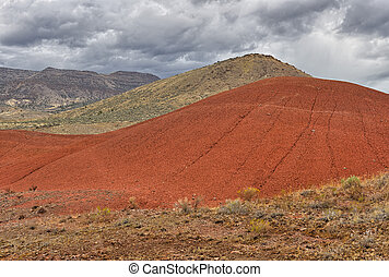 Painted Hills - The Painted Hills in Oregon is one of the...