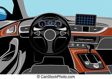 Automobile Interior