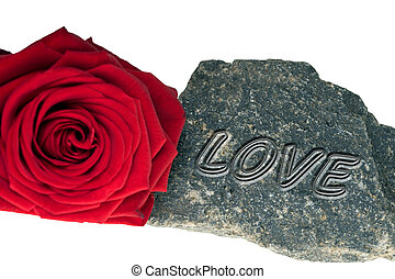 Rose and Stone