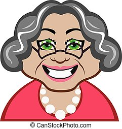 Clip Art Grandma Clip Art grandma clipart and stock illustrations 2432 vector eps grandma