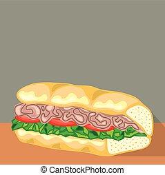 Sandwich  - Sandwich