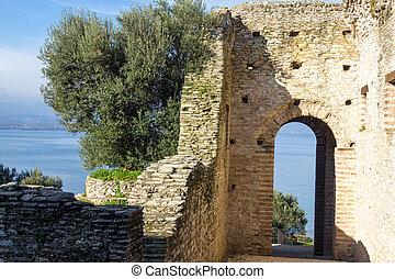 Sirmione terme of catullo