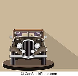 Vintage Vehicle