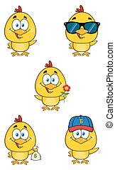 Yellow Chick Collection
