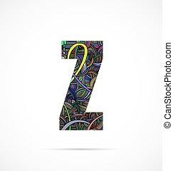 """Letter """"Z"""""""