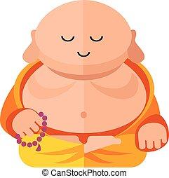 buddha - fat buddha