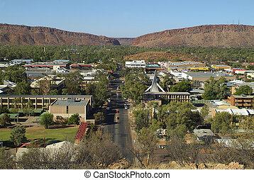 Australia, NT, Alice Springs, 5441-6 - Australia, Alice...