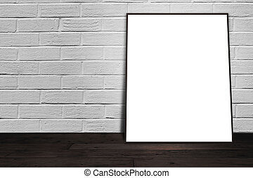 Gallery Frame Background