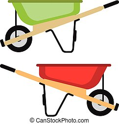 Wheel barrow  - Wheel barrow