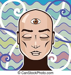 Third Eye Illustration