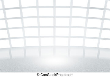 Infinite White Studio Backdrop