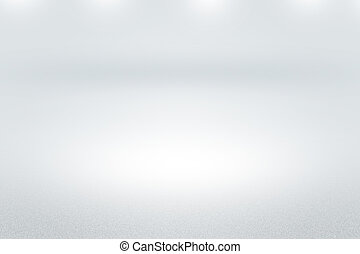 Infinite White Background