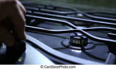 ignition gas stove, hotplate