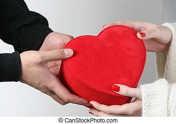 valentines day bakcground