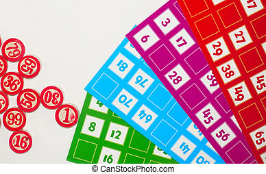 Lotto Bingo Tombala Gambling Game Entertainment