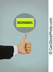 ISO 50001 is based on the management system model of...