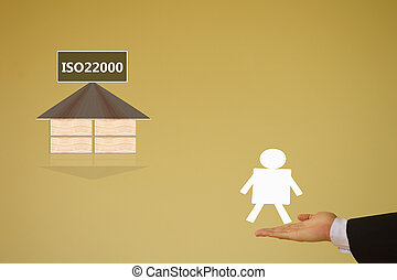 nourriture, gestion, sécurité,  iso22000,  specifying