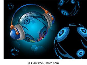 planeta, música