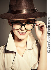 funny glasses style