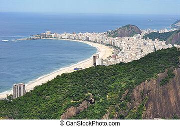 beach of Copacabana