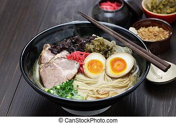 japanese ramen noodles