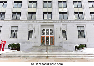 Concord State House Annex - New Hampshire, Concord State...