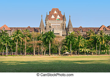 Bombay High Court at Mumbai is one of the oldest High Courts...