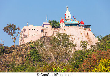 Temple in Haridwar - Mansa Devi Temple is a Hindu temple...