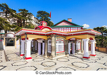 Kali Bari Temple is s famous pilgrim centre in Shimla,...