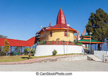 Viewpoint in Gangtok - Hanuman Tok viewpoint in Gangtok,...