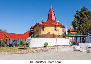 Viewpoint in Gangtok - Hanuman Tok viewpoint in Gangtok,...
