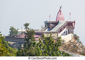 Temple in Haridwar - Chandi Devi Temple, Haridwar is a Hindu...