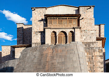 Qurikancha Temple, Cusco - Qurikancha Temple also known as...